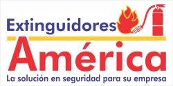 Extinguidores América logo